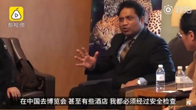 斯里兰卡表示向中国学习安检制度,防止恐怖袭击